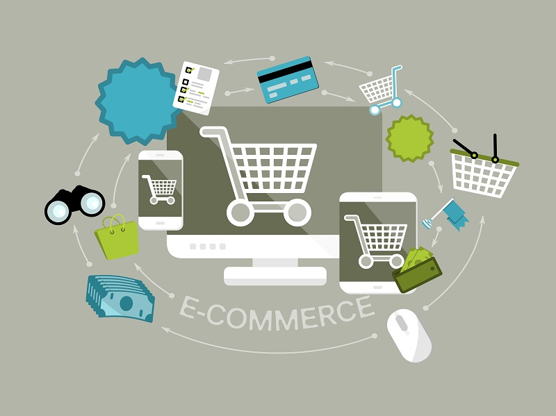 the concept and process of electronic commerce What is e-commerce e-commerce is a short form for electronic commerce, which is the process of buying and e-commerce can be defined as a concept that.
